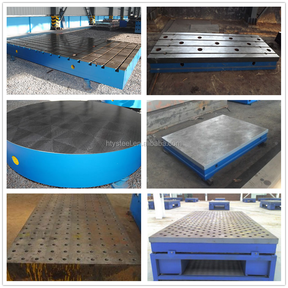 Three Coordinates of Cast iron Surface plates working table