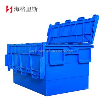 warehouse stackable storage plastic bin box buy stackable plastic