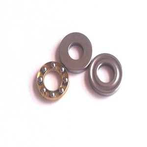 F4-9M 4x9x4mm with ungroove washers thrust ball bearing