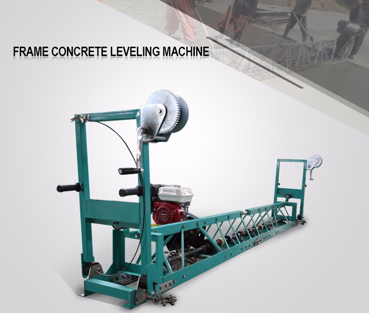 Cement Leveling Products : Scl frame concrete leveling machine buy