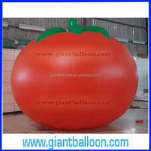 Inflatable Giant Plastic Tomatoes