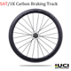 High Profile Chinese Carbon Clincher 50mm Road Bike Wheels 24 Inch 700C Aero Spoke Cheap Best Bicycle Wheelset