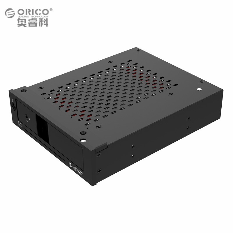 ORICO 1105SS BK CD ROM Space HDD Mobile Rack Internal 3.5 ...