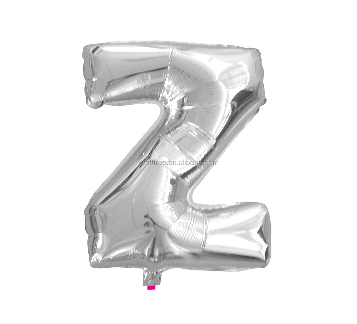 Wholesale Cheap Price Letter Number Foil Balloon For Party Decorations
