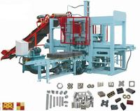 2011 BEST SELLING QT4-35-type hydraulic pressure block moulding machine&brick machine