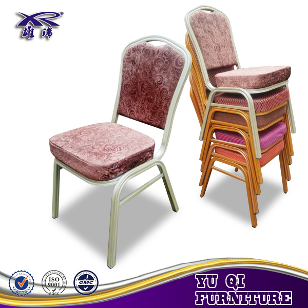 Foshan shunde hotel furniture stacking rental banquet chairs for sale