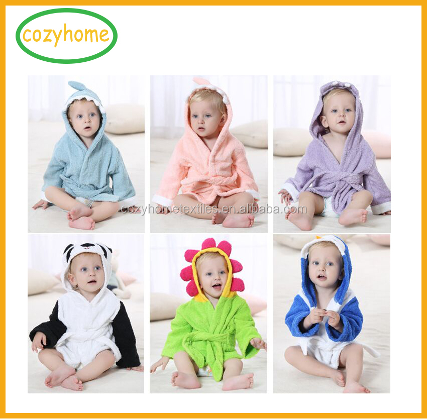 Men's Sleep & Lounge Robes Impartial Winter Warm Bathrobe Pijamas Kids Cartoon Towel Fleece Baby Boys Girls Robe Children Clothing Bathrobe Nightgown Christmas Gifts