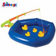 Inflatable Pool Include Hook A Duck Fishing Catch Game
