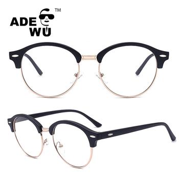 Ade Wu 2017 Italian Design Eyewear Brands Optical Eyeglass Frames ...