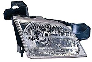 Chevy/Oldsmobile/Pontiac Replacement Headlight Assembly - Passenger Side by AutoLightsBulbs