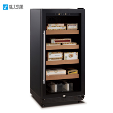 238L, 800 pcs, Automatic Climate Control cigar humidors, Humidity Temperature Adjustable cigar cabinet electronic humidors