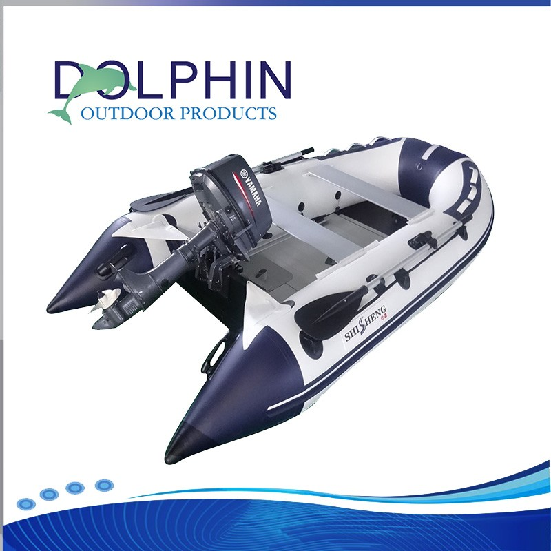 complete equipments Ace boats with engine