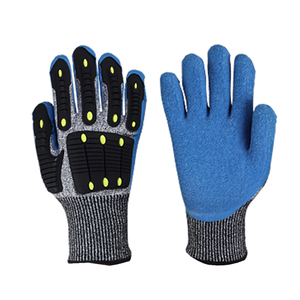 Hot Selling Sheet Metal Operations Protective Gloves