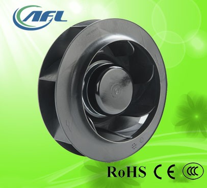 190mm forward curved centrifugal fan , centrifugal fan for air conditioner , radial fan hangzhou