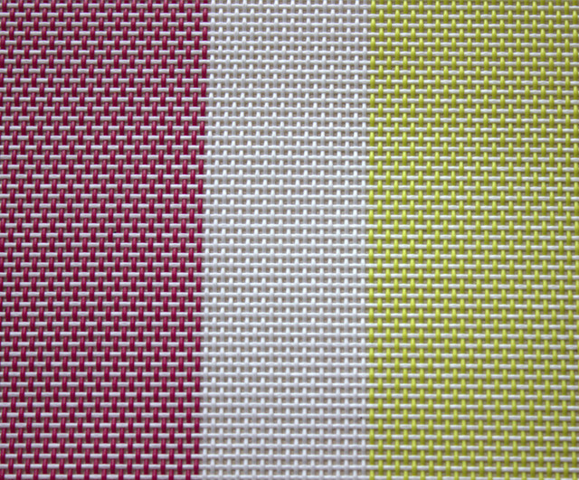 ZNZ sample available durable woven vinyl fabric wholesale, pvc polyester fabric woven, vinyl coated mesh fabric woven design