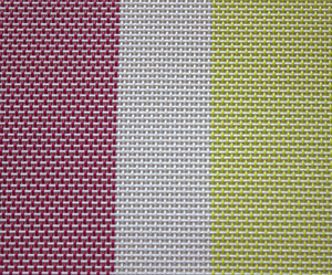 ZNZ 1*1 weave textilenese mesh fabric pvc coated polyester fabric 70%pvc30%polyester