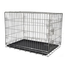 Cheap iron dog crate wholesale / large zoo animal cages