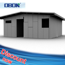OBON fast construction anti earthquake modular sandwich wall panel system