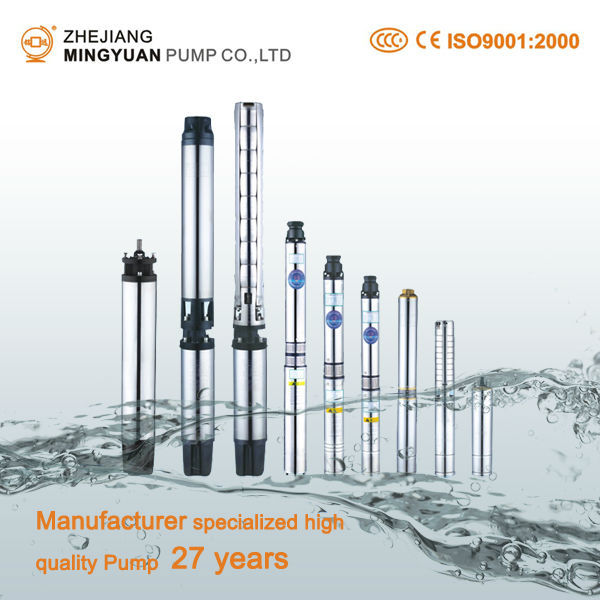 Electrical Deep Well Submersible Oil Centrifugal Pump - Buy