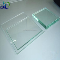 Best price clear float glass thickness 4mm 6mm/durable clear float glass for exporting