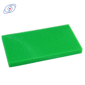 Customized Polyurethane Open Cell Reticulated Air Filter Sponge Foam