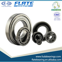 OEM supplier C3 Z4V4 chrome steel deep groove ball bearing for Roller skate wheels 62304 RS bearing