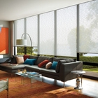 Internal Sunscreen Window Cloth Curtains Roman Blind Pattern