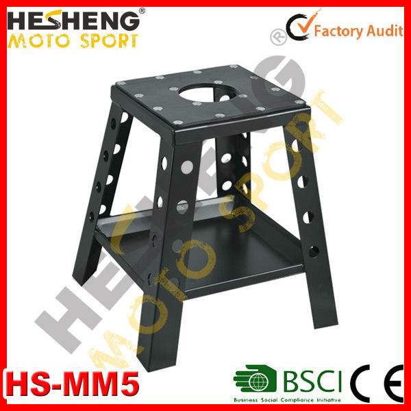 Hesheng 2015 HOT Quality Aluminum Square Motorcycle Pneumatic Lift Table with CE approved Trade Assurance MM5