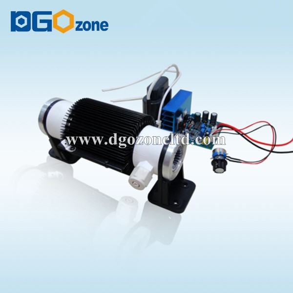 KHT-5GD12 (DC12V) 5G Double Air Cooling Ceramic Tube Ozone Generator for <strong>water</strong> <strong>treatment</strong>