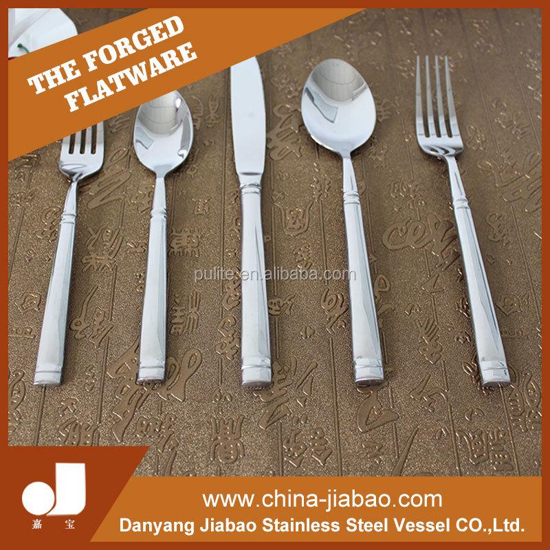 Suministro de china precio barato conjuntos cubiertos de for Cubiertos de plata precio