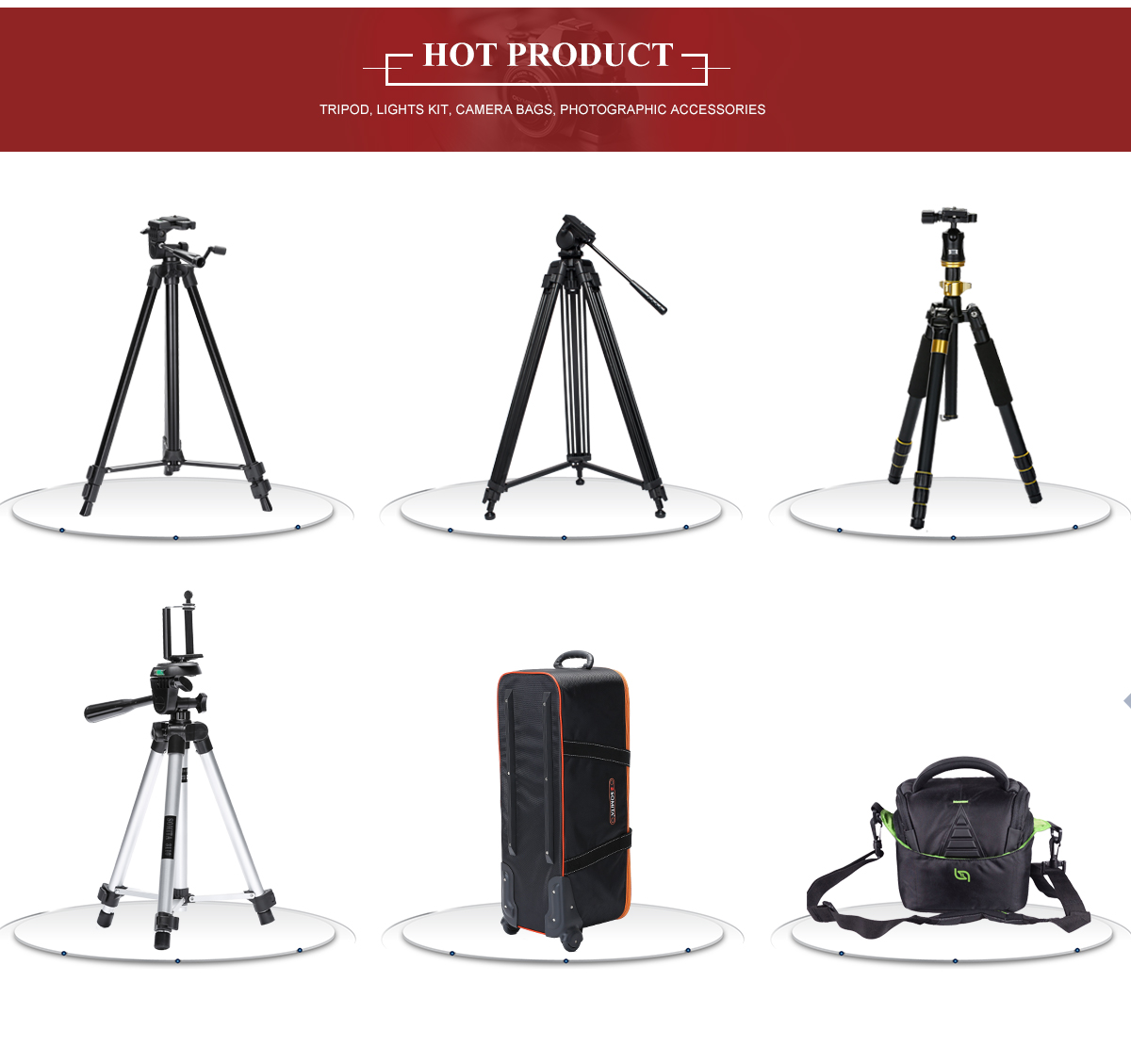 Shaoxing Shangyu Hengfeng Optic Electronic Industry Co Ltd Universal 2 In 1 Portable Mini Folding Tripod For Dslr Hitam St 7010 Carbon Fiber Professional Extendable Video Camera Stand Outdoor Panoramic Shots And Photo Studio