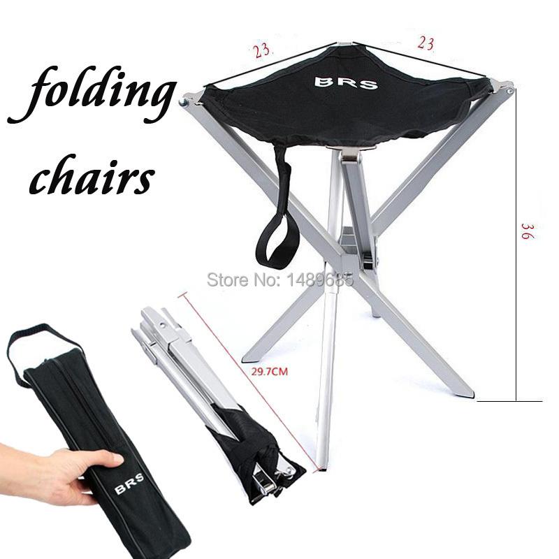 ext rieur en alliage d 39 aluminium ultra l ger portable tabouret pliant mazha chaise de p che de. Black Bedroom Furniture Sets. Home Design Ideas