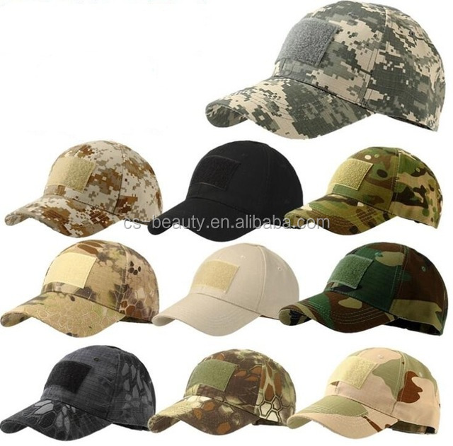 6d78c08dd15 Tactical Camouflage Military Baseball Caps Outdoor Sports Army Visors Navy  Hats US Marines Army Fans Casual Cap