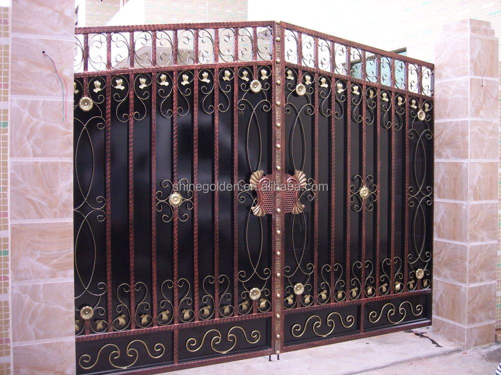 Beautiful Metal Gate Indian House Main Gate Design