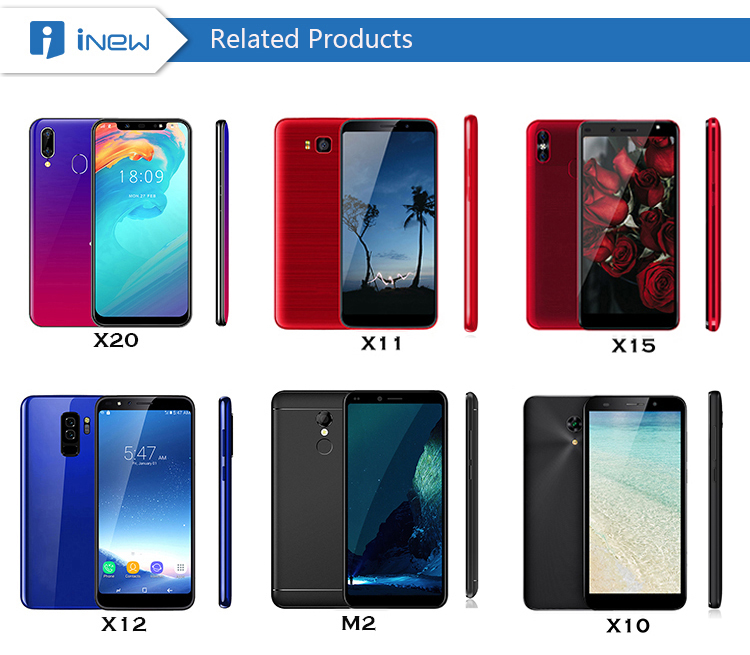 2018 New Products Custom big size 5.67 inch Mobile Phones Very slim smartphone 16gb memory 4G lte