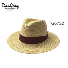 Wholesale Excellent Material Straw Panama Hat