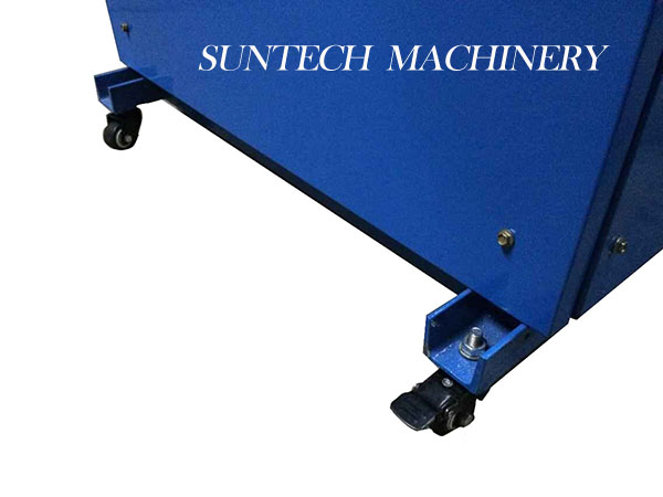 swatch cutter machine