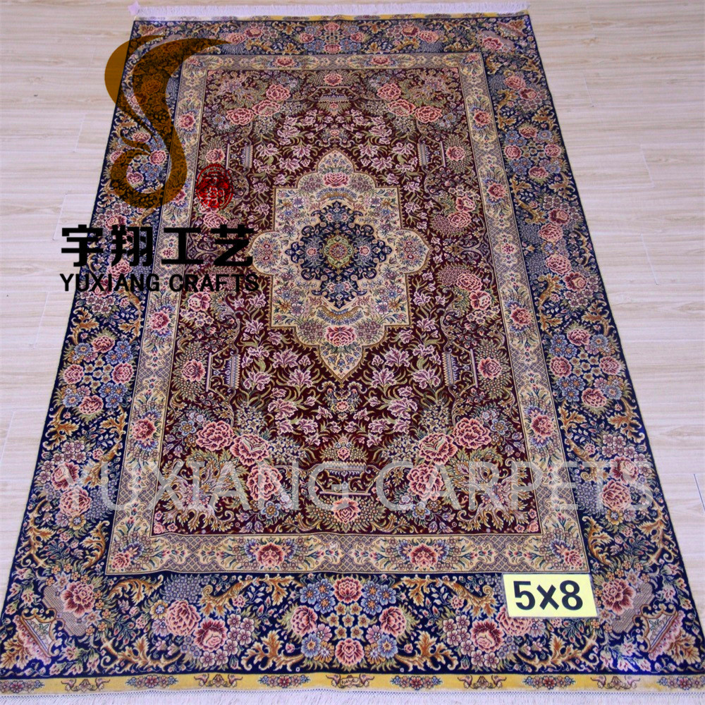 tapis en soie turque 5x8ft turkish carpet orienal rugs cool carpet