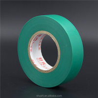 alibaba website yellow/green colour pvc insulating tape SECURITY