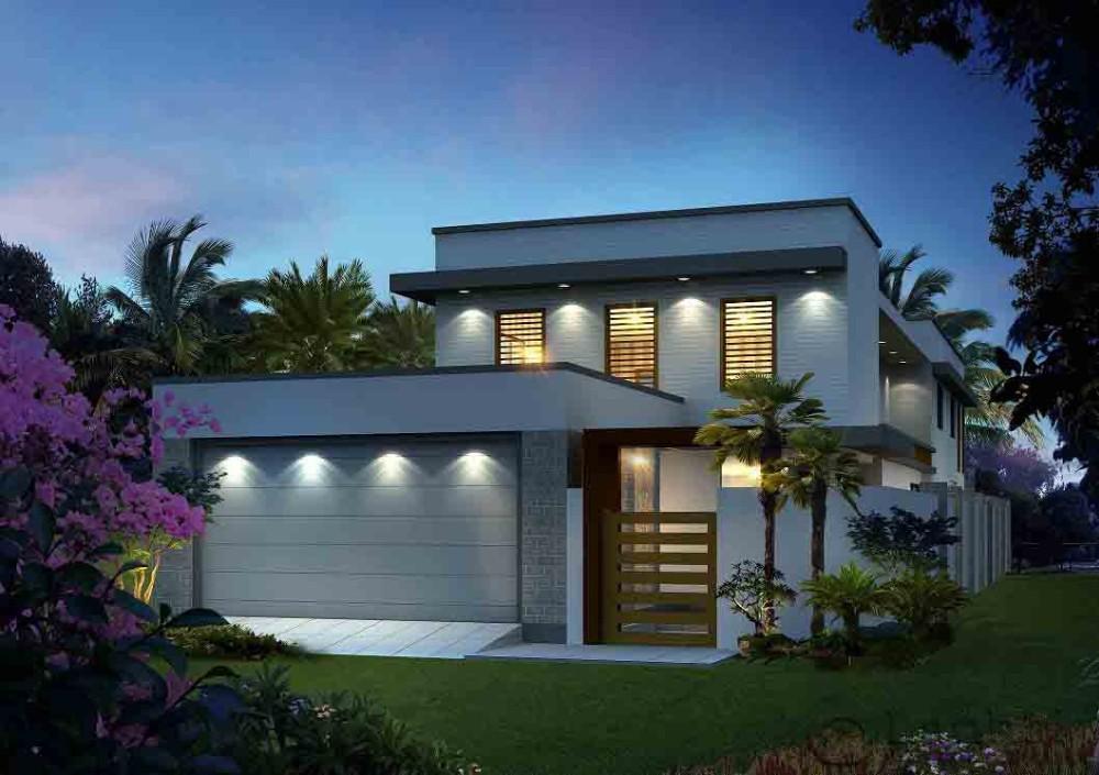 Architecture Design For Villa In Australia