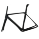 Yuan an Super light bicycle frameset 700c with quick release road bike carbon frame
