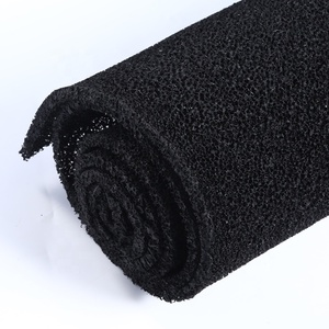 FRS-ACF Activated carbon foam air filter (manufacture)
