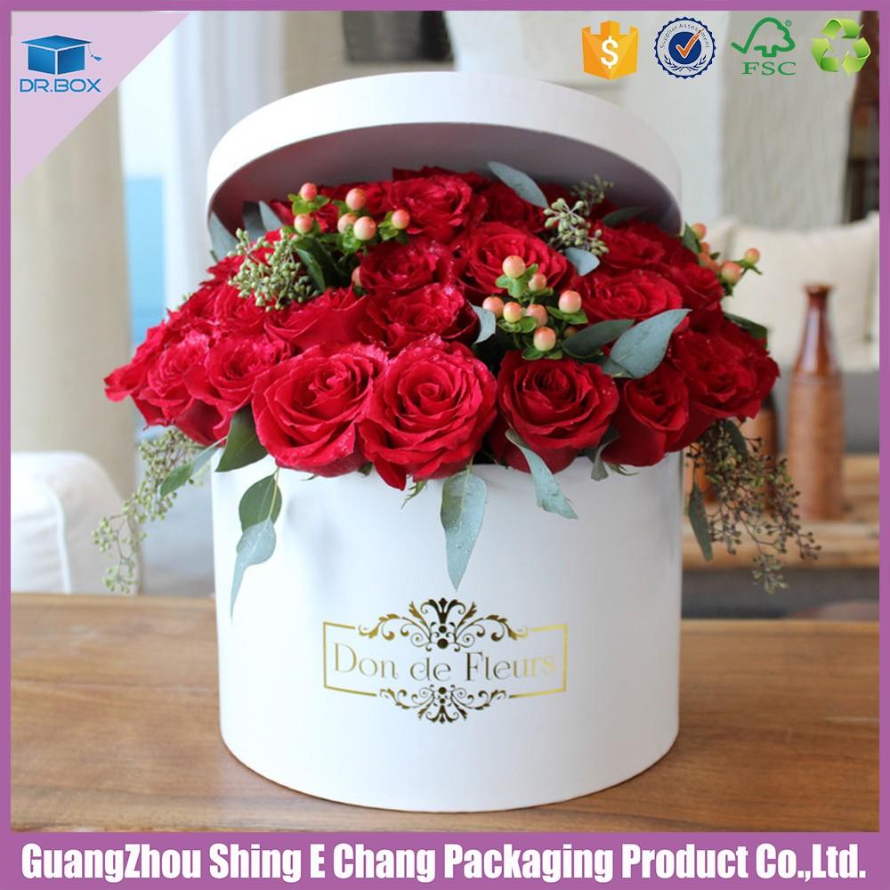 Paper Flower Box Geccetackletarts