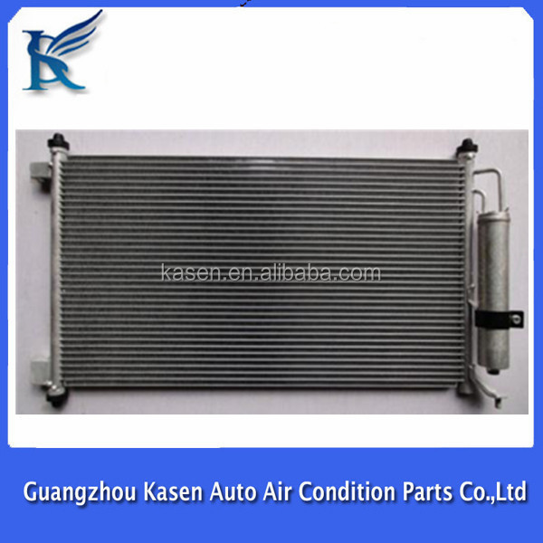 AUTO AC CONDENSER FOR NISSAN TIIDA COOLING SYSTEM