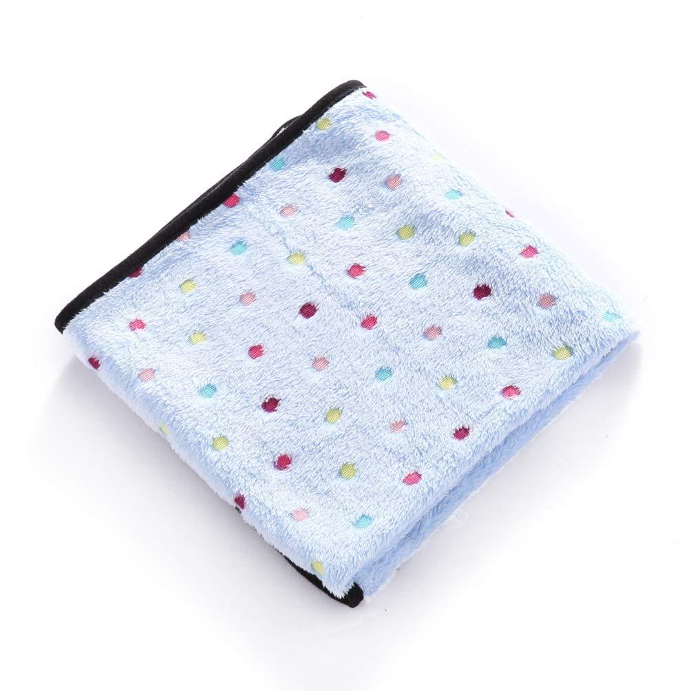 Jim Hugh Warm Pet Blanket Beds Dog Puppy Sleep Dogs Mat Comtable Dog Blanket Towel Winter Pet Mat Dog Cats Pet Supplies