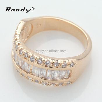 Simple Saudi Arabia Gold Wedding Ring Piston Rings Men Gay Design
