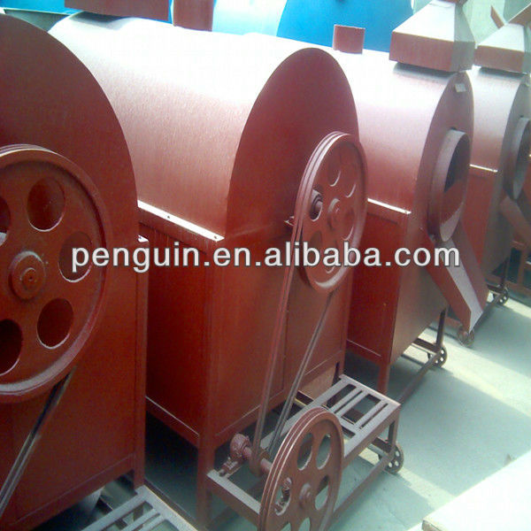 Hot sell peanut rollers roaster machine,peanut roasting machine,hot press machine