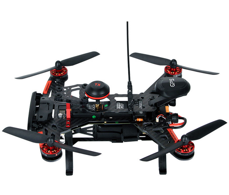 Walkera runner 250 Advanced FPV rc quadcopter GPS version w/ devo 7 / 800TVL camera/OSD/ backpack bag