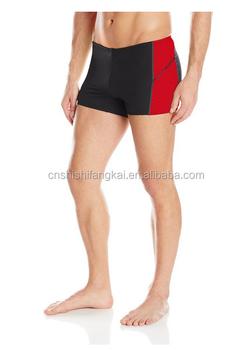 38c04714d7 men big men size plus size fit solid color prints customs swimsuit swimwear  bikini bathing suit