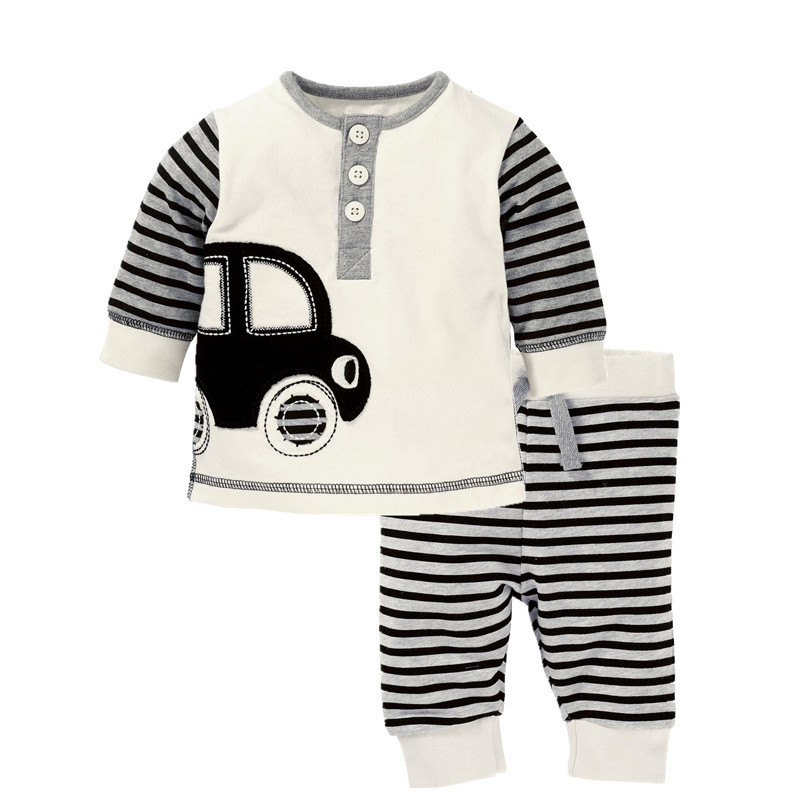Autumn 2015 Cotton Brand Boys Clothing Sets Fashion Full Boys Tracksuit completi abbigliamento ragazze Boys Clothes